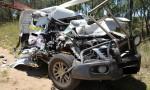 Two Hurt In Highway Crash
