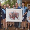 Rotary And Police Thank Students
