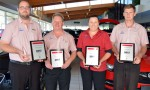 Dealership Staff Win Seven Awards