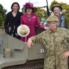 Reserve Forces Pay Tribute To RAAF