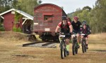 Rail Trail Group Stops Racing