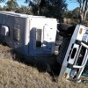 Caravan Blamed For Crash