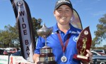 Young Golfers Star On Greens