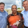 Ex-PM Pops In To Cherbourg