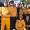 NSW Firies Lend A Hand