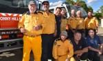 NSW Firies Lend A Hand