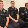 New Faces At<br> Kingaroy Police