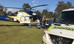 Man Questioned Over Alleged Stabbing