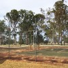 $146,000 To<BR> Restore Tennis Courts