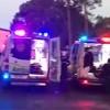 Seven Injured When 4WD Rolls