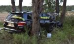 Woman Hurt In Three-Car Crash
