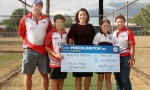 Young Cricketers Net $34,500