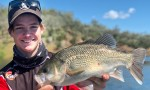 Fishing's Still Great Despite Dam Levels