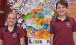 Students Lend A Hand Against Bullies