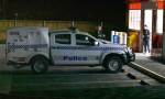 Armed Hold-Up At Servo