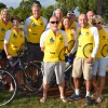 Charity Riders Tour The Region
