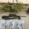 Man Charged After Police Raid