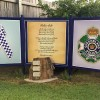 Police Memorial Unveiled