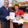 Mayor Shares Secret Family Recipe