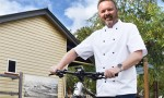 Jason's Pedalling A Tasty New Idea