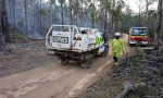 Quick Work Stops Forestry Blaze