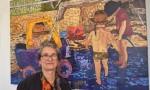 Artist Explores A New Silk Road