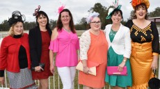 Colours Brighten Up Winter Races