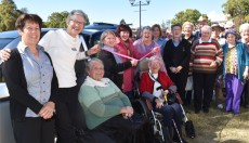 Community<BR> Spirit Drives Wondai