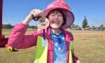 Sun Shines For Rail Trail Festival