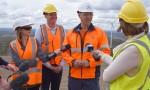 'Biggest Fan' Visits Coopers Gap