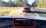 Speeding Driver Fined $1245