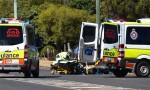 Trike Rider Injured