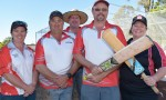 Council Goes Into<br> Bat For Jnr Cricket