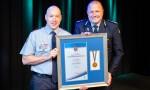 Award Salutes Daniel's Courage