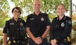 New Officers Hit Murgon Streets