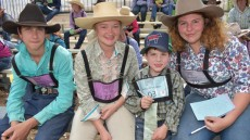 Cattle Kids Camp At Wondai