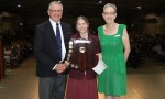 Jessica Shines At College Awards