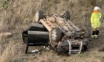 Family Hurt In Rollover