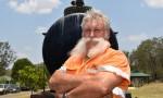 Historic Tanker Returns To Yarraman
