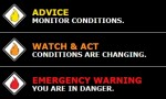 Bush Fire<BR> Warnings: An Explanation