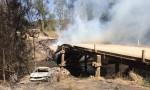 Urgent Call To Replace Burnt Bridge
