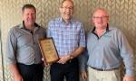 Mungbean Scientist Gets Rare Award