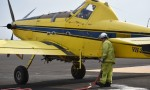 Waterbombers Target Chahpingah Fire