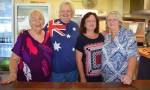 Aussie Pride On Show In Nanango