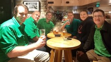 Green Shirts Plan Kingaroy Rally