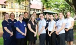 Midwives Join Health Service