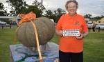 Phyllis Shows Pumpkin Pride