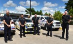 New Officers Hit The Streets