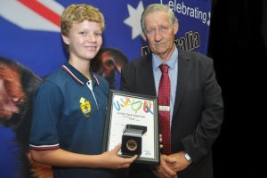 Australia Day – Junior Sportsperson
