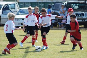 Junior Soccer Results – Round 1